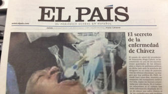 El País publica una foto falsa de Hugo Chávez hospitalizado | Política & Rock'n'Roll | Scoop.it