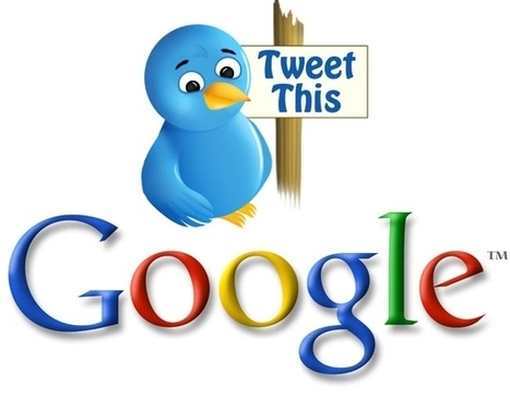 SEO Game Changer: Twitter and Google Finally Agree to a Search Deal | Social Media Useful Info | Scoop.it