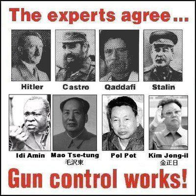 "Communism Survivor Blasts Gun Control: ""You Don't Know What Freedom Is"" --Libs don't like the truth 