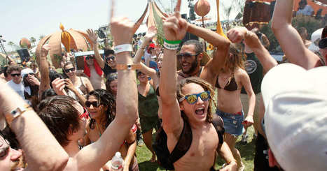 The Primordial Reason People Need to Party | Culture and Spirituality | Scoop.it