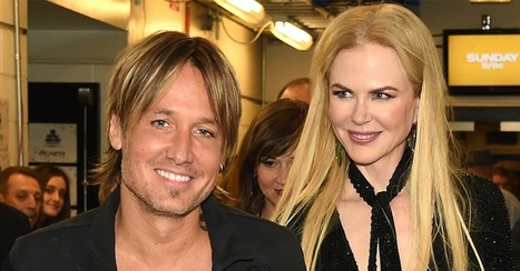 Keith Urban just melted our hearts all over again with this sweet tribute to Nicole Kidman | Country Music Today | Scoop.it