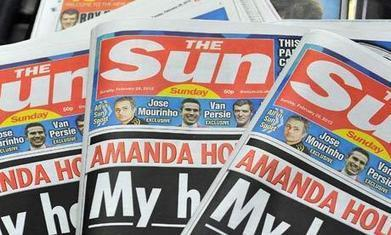 Sun on Sunday sales down half a million in one year | Business Scotland | Scoop.it