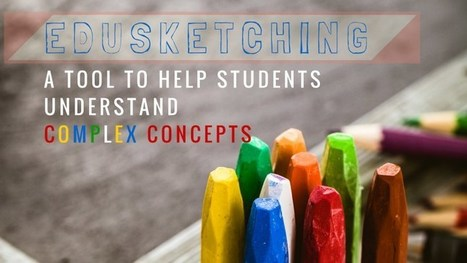 Edusketching: A Tool to Help Students Understand Complex Concepts | Learning*Education*Technology | Scoop.it