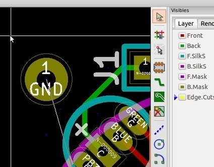 Kicad Tutorial: PCB edges | tecno4 | Scoop.it