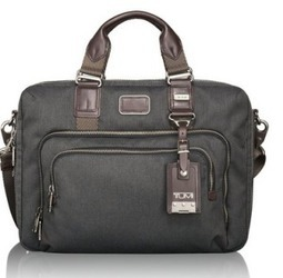 Tumi Alpha Bravo Yuma Slim Brief | The Modern Man Bags | Best Messenger Bags For Men | Scoop.it