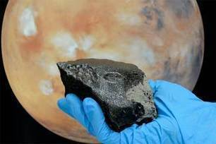 New Clues Into Mystery of Mars Meteorites & Rocks Revealed | Vloasis sci-tech | Scoop.it