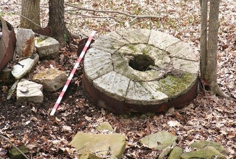 Fossils Embedded In Ohioan Millstones Confirm French Origination   Geology   Scoop.it