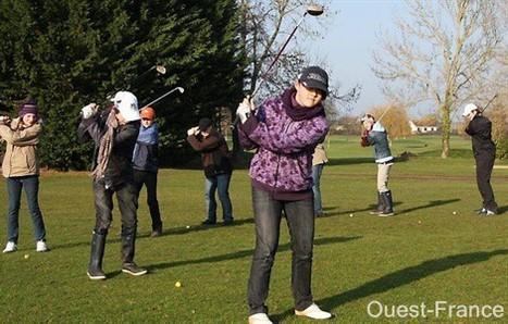 Le Golf, «absolument pas un sport de papys» | Les dernières news golf et info golf | Scoop.it