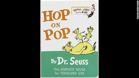 Toronto library denies request to pull Dr. Seuss' 'Hop on Pop' | Libre de lire | Scoop.it