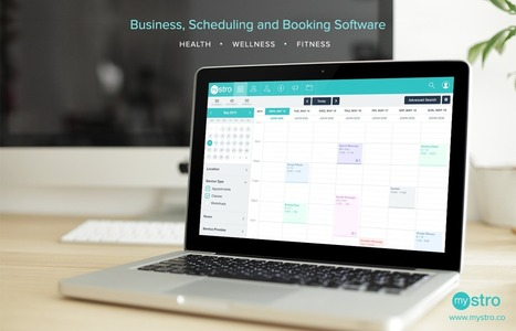 New Online Booking Software For Health, Wellness & Fitness Professionals! | Practice Management Software | Scoop.it