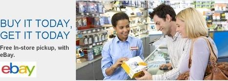 eBay | קנייה מקוונת ~ איסוף בבית העסק | זירות מסחר אלקטרוני | Scoop.it