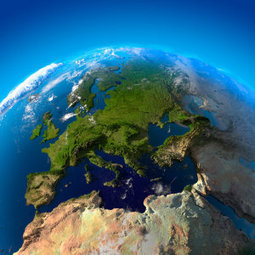 Europe may experience higher warming than global average | Climate change challenges | Scoop.it