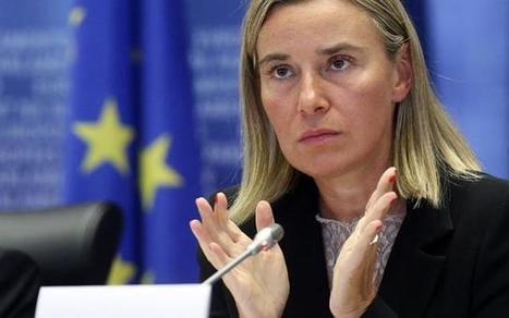 Siria, Mogherini: Escludiamo qualunque scenario in cui Assad rimanga al potere | Notizie dalla Siria | Scoop.it