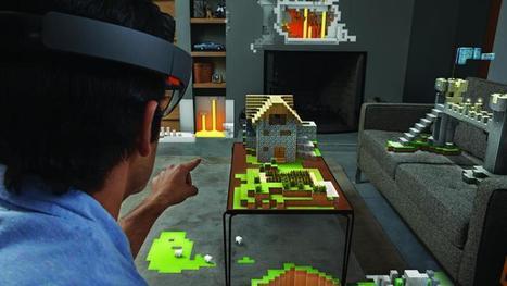 Le futur s'écrira avec la réalité augmentée   www.directmatin.fr   Clic France   Scoop.it