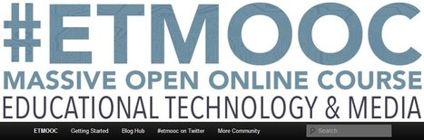#ETMOOC | Educators CPD Online | Scoop.it