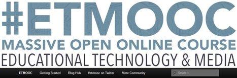 #ETMOOC | Educators CPD Online | Scoop.it