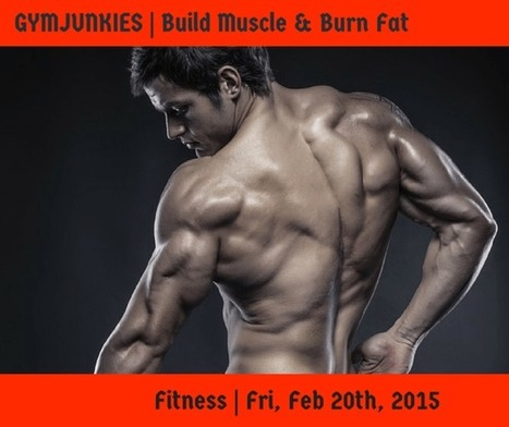 Guide to Losing Fat While Building Muscle | SELF HEALTH | Scoop.it