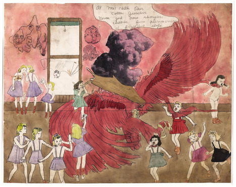 The Radical Ambiguity of Henry Darger | Outsider Art & More | Scoop.it