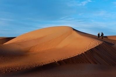 Chinguetti, la bibliothèque du désert - Mauritanie | Les déserts dans le monde | Scoop.it