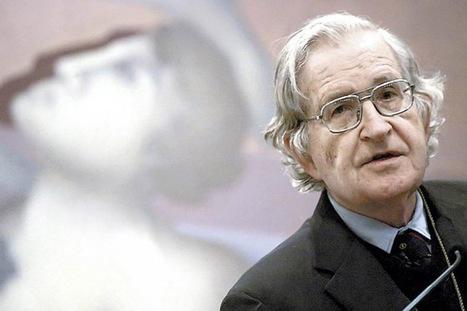 """""""El neoliberalismo tomó por asalto a las universidades"""": Noam Chomsky   Hermenéutica y filosofía   Scoop.it"""