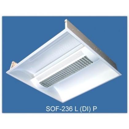 Softlight-Recessed Direct Indirect Fixture - Commercial Luminaires | Commercial Luminaires | Scoop.it