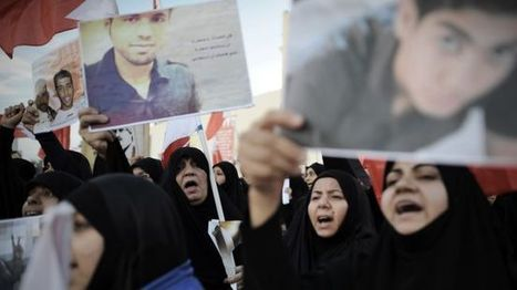 Anti-regime demos held in Bahrain | Human Rights and the Will to be free | Scoop.it