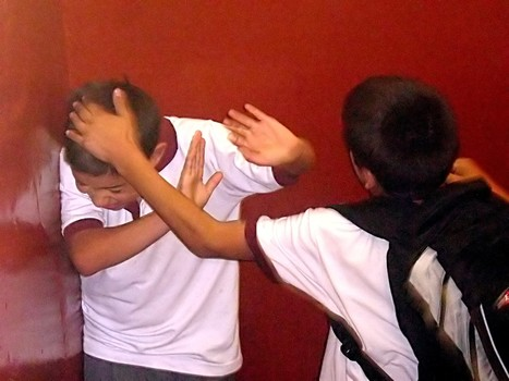 Frases contra el bullying: dile no al bullying y al acoso escolar | FUNDAMERCED | Scoop.it