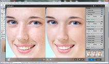 How to retouch portrait photos by Photoshop Plug-in | retuching portrait | Scoop.it