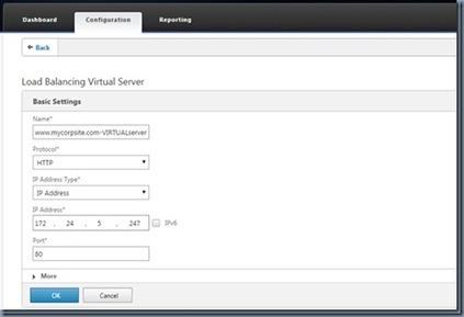 Creatring Load Balancing Virtual Server | gunnalag | Scoop.it