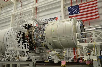 Cygnus Mated to Launch Vehicle for Sept. 17 Launch | More Commercial Space News | Scoop.it