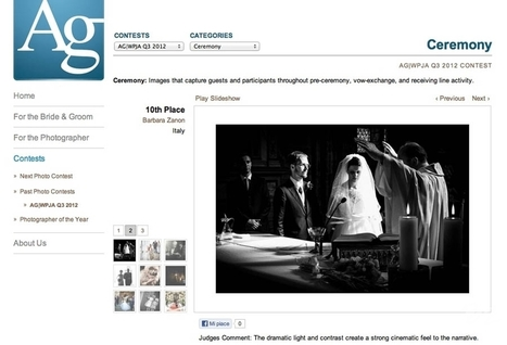 italian award wedding photographer   Barbara Zanon Photography   Scoop.it
