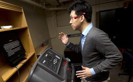 Device Might Make Reading on Treadmill Easier | Peak Performance News | Scoop.it