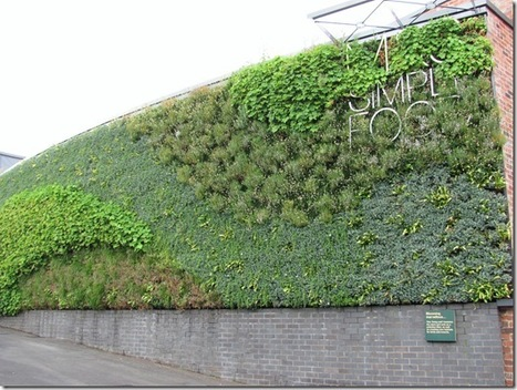 Sustainable M&S shop wins architecture prize | Colorcoat® Blog | The Architecture of the City | Scoop.it