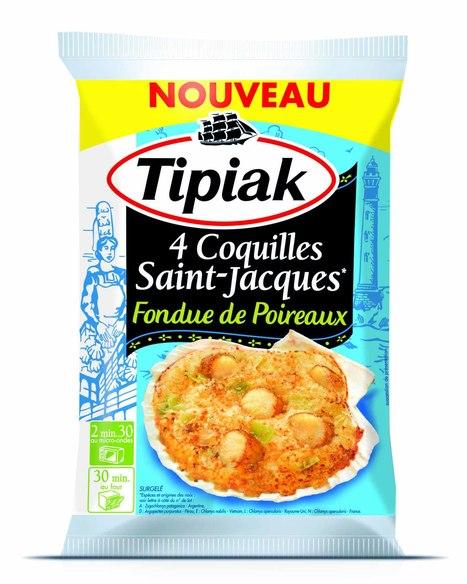 La nouvelle recette de Coquilles Saint-Jacques TIPIAK fait sa rentrée au rayon surgelé ! | Les News du jour | Scoop.it