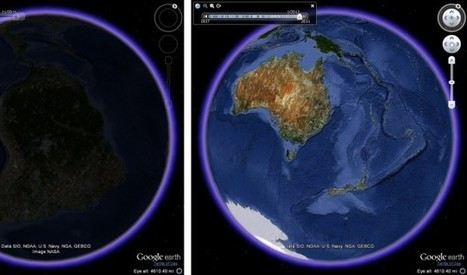 Another Earth, compara mapas y zonas terrestres utilizando Google Earth | Era del conocimiento | Scoop.it