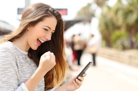 Comment provoquer le coup de foudre entre le commerçant et le mobile du (futur) client | FrenchWeb.fr | My vision of digital marketing | Scoop.it