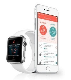 MSD France lance son application DiabetoPartner sur l'Apple Watch | Quantified Self | Scoop.it