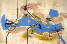 Trockenlegen des Mittelmeers brächte den Frieden   Fundkiste   Scoop.it