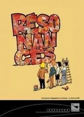 RESONANCES – Les jeunes, L'engagement, Le monde… 12 récits en  BD.  Ed Région Bretagne   idées graphiques   Scoop.it