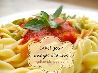 Photo Text Overlay for Pinterest Users & Adding Text to Photos — Girlfriends Are Like Shoes | Blogging | Scoop.it