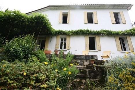 Maison de pierre dans un cadre idyllique Saint Emilion   Bordeaux Belles Maisons   Scoop.it