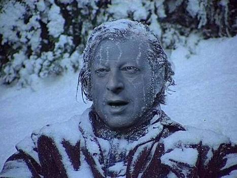 Al Gore freezes to death trying to prove his claim that there would be no ice from 2014 | openUReyes | openUReyes blog | Scoop.it