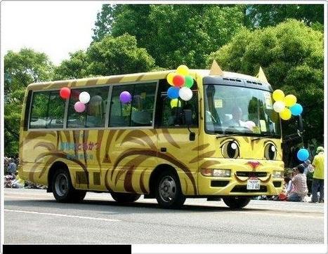 Fremont school bus | amazing | Scoop.it