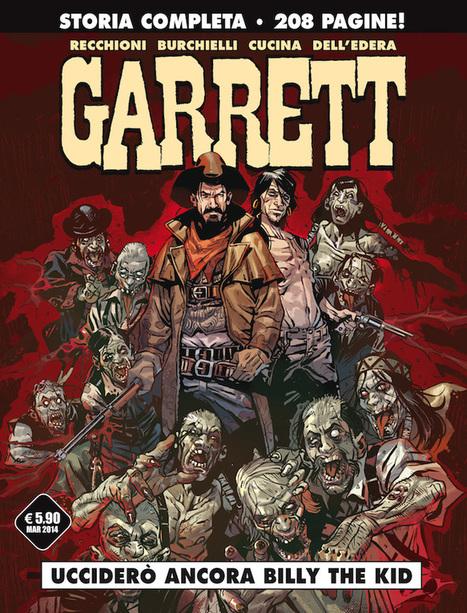Il ritorno di 'Garrett'. Intervista a Roberto Recchioni | Eightball | Scoop.it