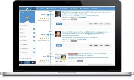 Colibri Inbound Marketing Tools recommended by #1 PROs   Walter's entrepreneur highlights   Scoop.it