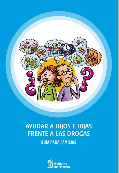Salud edita una guía para prevenir el consumo de drogas en adolescentes | Educación | Scoop.it