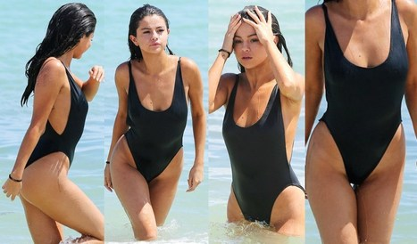 Photos : Selena Gomez reine sexy du bikini et du cameltoe | Radio Planète-Eléa | Scoop.it