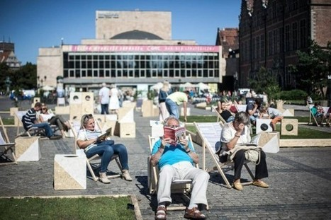 3Space / Gdańsk undergoes a meanwhile transformation | Adaptive Cities | Scoop.it