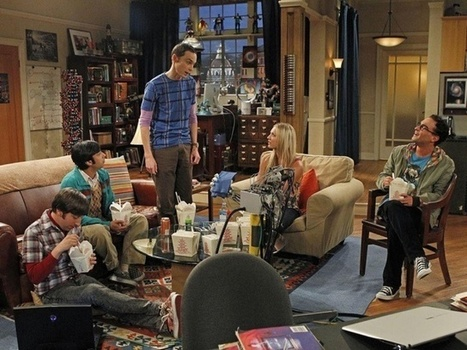 The Big Bang Theory will offer big bucks through new STEM scholarship at UCLA | Technology and Teaching | Scoop.it