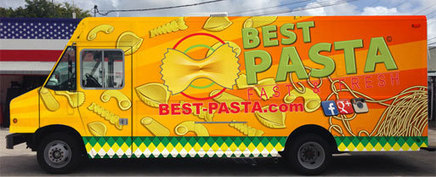 Food Truck Pasta – Growing In Popularity Like Never Before | Pasta Restaurant | Scoop.it